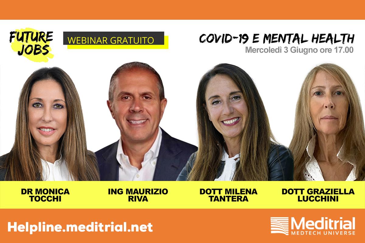 Covid-19 e mental health
